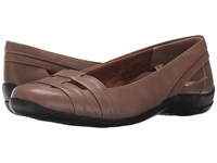 Lifestride Darcine Tan Lansing Women's Flat Shoes Brown