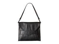 French Connection Harper Clutch Black Clutch Handbags