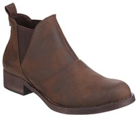 Rocket Dog Castelo Gusset Ankle Boots Brown