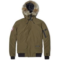 Canada Goose Chilliwack Bomber Military Green