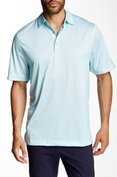 Cutter And Buck Cb Drytec Merge Polo Blue