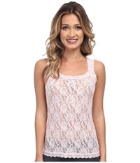 Hanky Panky Signature Lace Unlined Cami Bliss Pink Women's Underwear