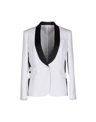 Neil Barrett Suits And Jackets Blazers Women White