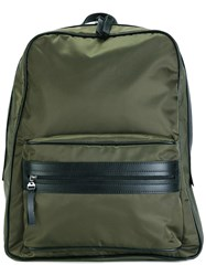 Maison Martin Margiela Classic Backpack Green