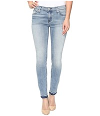 Hudson Krista Ankle Super Skinny With Released Hem In Shotgun Shotgun Women's Jeans Blue