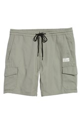 Hurley Marsh Cargo Shorts Dark Stucco