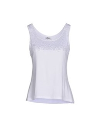 Christies Sleeveless Undershirts Light Purple