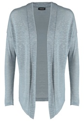 Taifun Cardigan Dusty Aqua Blue Grey