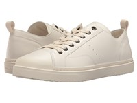 Coach C114 Leather Lo Top Sneaker White Lace Up Casual Shoes