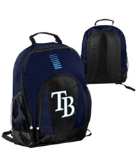 Forever Collectibles Tampa Bay Rays Prime Time Backpack Navy