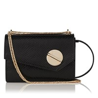 Lk Bennett Kay Shoulder Bag Black