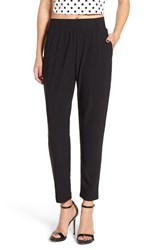 Leith Women's Knit Trousers Black