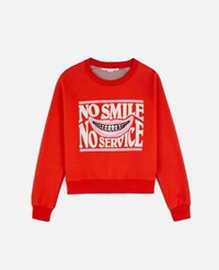 Stella Mccartney Multicolour No Smile No Service Jumper