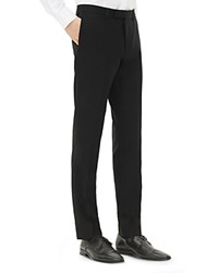 Sandro E16 Nocturne Slim Fit Pants Black