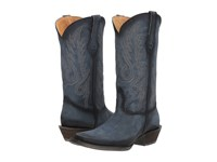 Durango Dream Catcher 12 Fancy Stitch Vintage Denim Cowboy Boots Blue