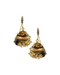 Indulgems Labradorite Drop Earrings Women's