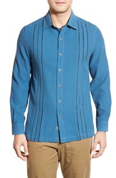 Men's Nat Nast 'Weber' Regular Fit Long Sleeve Silk And Cotton Sport Shirt