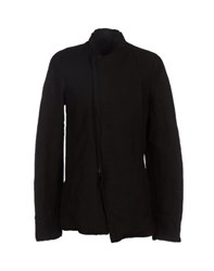 Lost And Found Lost And Found Coats And Jackets Full Length Jackets Men Black