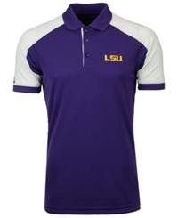 Antigua Lsu Tigers Century Polo Purple