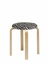 Artek Stool E60 Configurable Multicolor