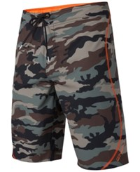 O'neill Men's Hyperfreak Board Shorts Camo