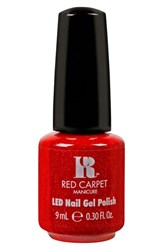 Red Carpet Manicure 'Power Of The Gem' Gel Polish Ruby