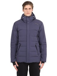 Porsche Design Sport Nylon Down Ski Jacket With Recco System