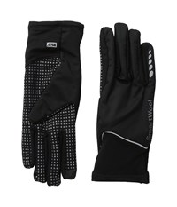 Smartwool Phd Hyfi Wind Training Glove Black Extreme Cold Weather Gloves