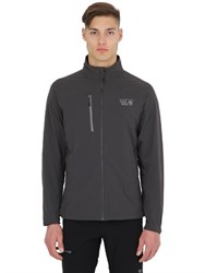 Mountain Hardwear Super Chockstone Stretch Nylon Jacket