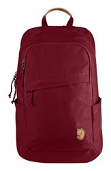 Fjall Raven Men's Fjallraven 'Raven 20L' Backpack Red Redwood