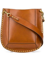 Isabel Marant Classic Satchel Brown
