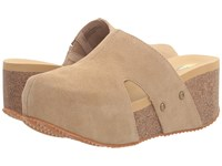 Volatile Margo Natural Women's Slip On Shoes Beige