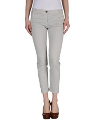 Gold Case Sogno Casual Pants Grey