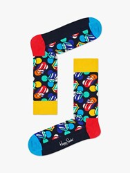 Happy Socks Rolling Stones One Size Multi