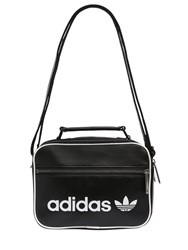 Adidas Mini Airliner Vintage Faux Leather Bag