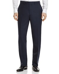 Hart Schaffner Marx Basic New York Classic Fit Trousers Navy
