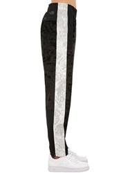 The North Face City Velvet Track Pants Black