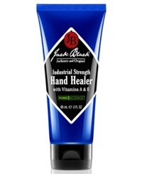 Jack Black Industrial Strength Hand Healer With Vitamins A And E 3 Oz