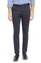 W.R.K Men's Prospect Herringbone Slim Fit Trousers
