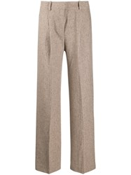 Theory Wide Leg Pleated Trousers 60