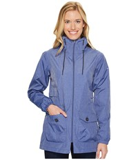 Columbia Lookout View Jacket Bluebell Women's Coat