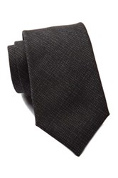 Theory Roadster Forsyth Tie Black