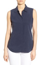 Ag Jeans Women's Ag 'Rae' Sleeveless Silk Shirt