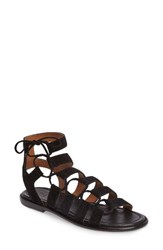 Frye Women's Blair Ghillie Sandal