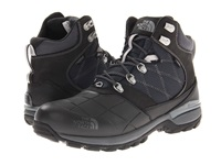 The North Face Snowsquall Mid Tnf Black Griffin Grey Men's Cold Weather Boots