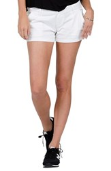 Volcom Women's Frochickie Chino Shorts White