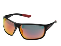 Nike Ignition R Matte Black Challenge Red Fashion Sunglasses