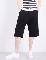 Diesel P Mike Stretch Cotton Shorts Black