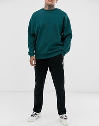 Fred Perry Jogger In Black