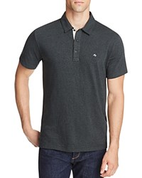 Rag And Bone Moulinex Regular Fit Polo Shirt Spruce